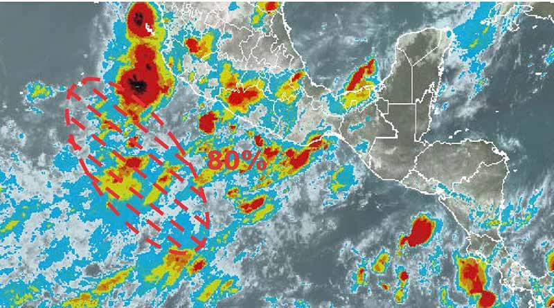 Puertos de BCS  entran en estado de Alerta por aproximación de tormenta tropical
