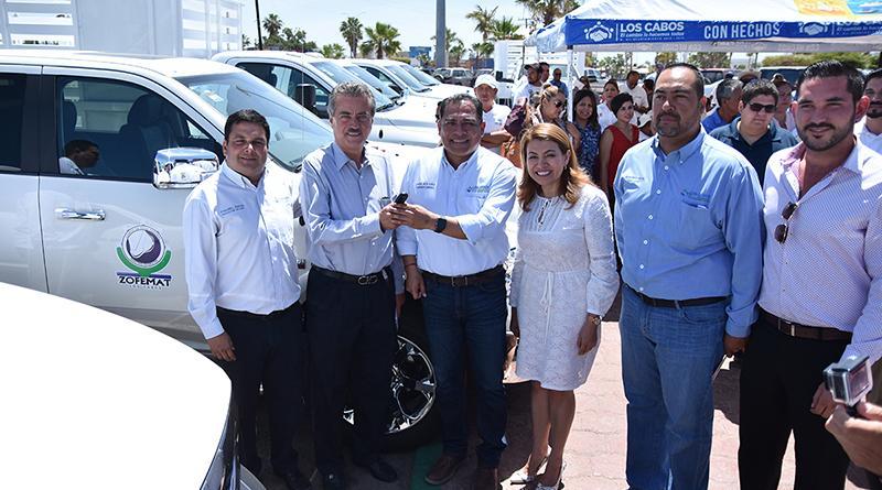 XII Administración Municipal incorpora con servicios médicos a colaboradores de ZOFEMAT