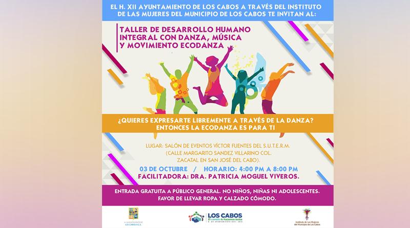 Invita el Instituto de las Mujeres a los talleres productivos y recreativos en SJC