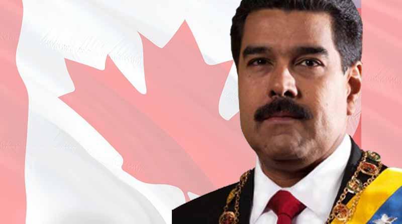Canadá se suma a países que sancionan a Venezuela