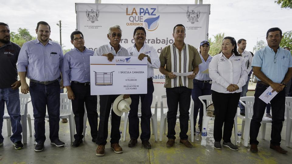 XV Ayuntamiento de La Paz, dos años de consolidación en obras y acciones