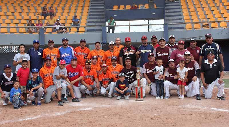 Tomateros, campeón del Cuadrangular de Beisbol