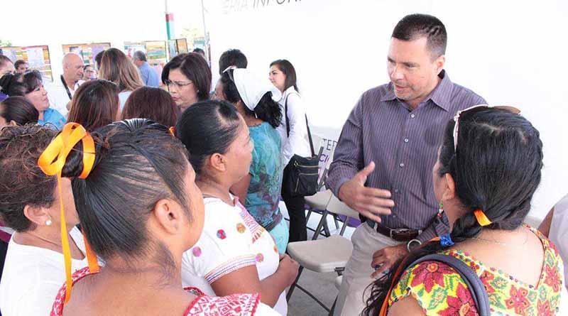 Sociedad y Gobierno lograremos el impulso del desarrollo de las familias de BCS; SEDESO