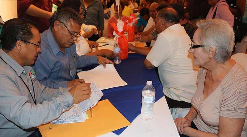 Más de 30 millones de pesos erogará el gobierno del estado a través de la SEP en la entrega del bono a jubilados y pensionados