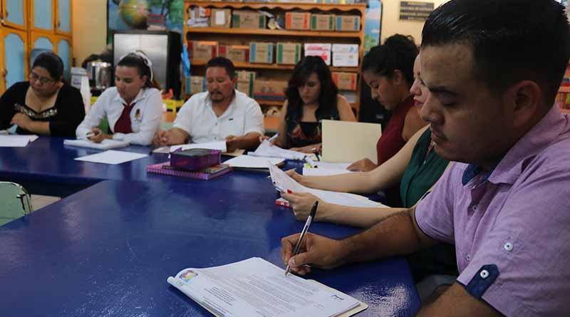 Participan cinco mil docentes en la primera sesión del consejo técnico escolar: SEP