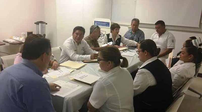 Se realizó reunión de logística de la semana nacional de salud 2017