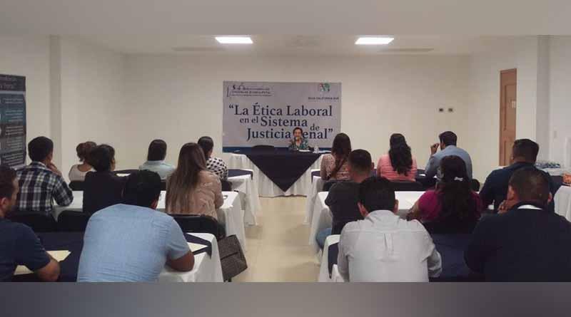 Profesionalización de operadores, prioritaria para consolidar el SJP en BCS: Álvaro De La Peña