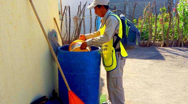 Trabajo comunitario es decisivo para inhibir presencia del mosco transmisor de Dengue