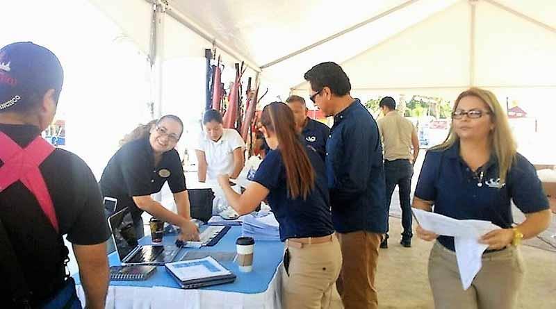 Realiza STPS jornadas de reclutamiento y capacitacion de personal para empresas de Los Cabos