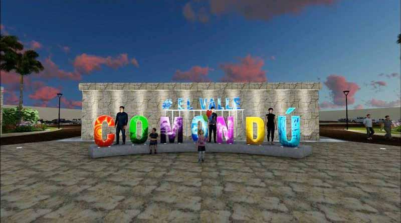 Presenta Ayuntamiento de Comondú Propuesta de Remodelación Parcial de Plaza Ignacio Zaragoza