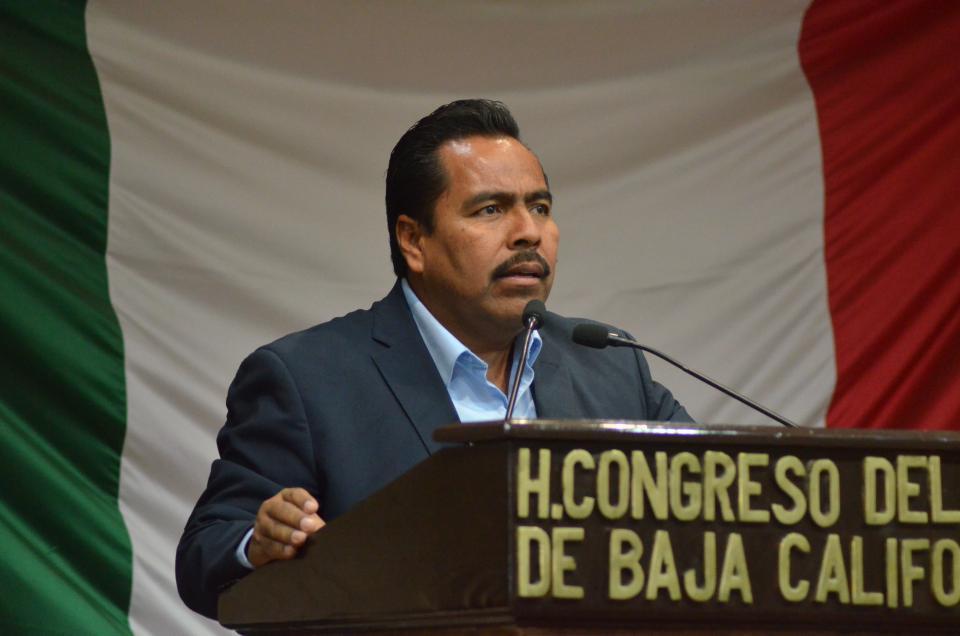 En Baja California Sur se debe impulsar la cultura de la prevención en materia de sismos: Dip. Alfredo Zamora