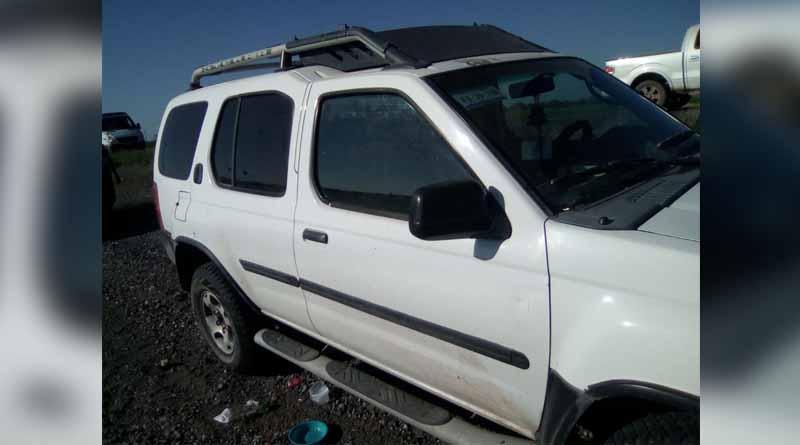 Intenta robar camioneta en San Carlos pero se queda sin gasolina