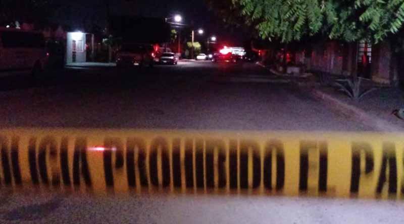 Mueren dos hombres a balazos en fraccionamiento San Carlos en SJC