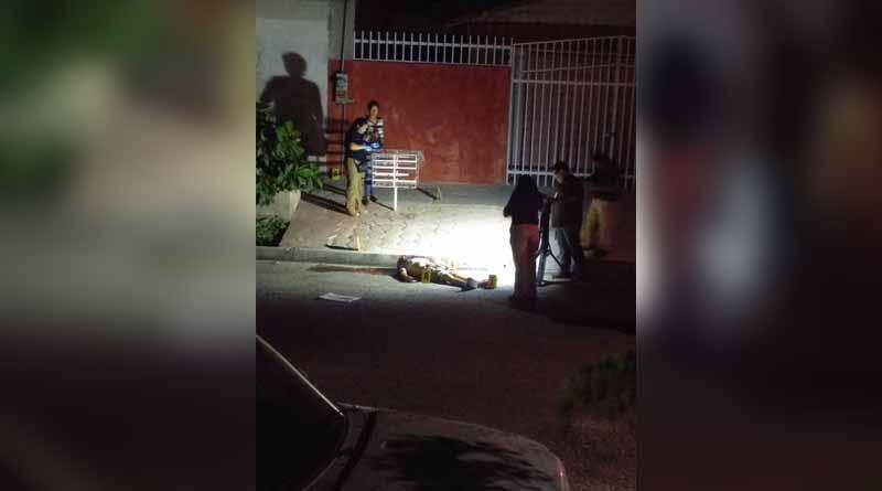 Asesinan a disparos a un hombre en colonia Los Olivos en La Paz