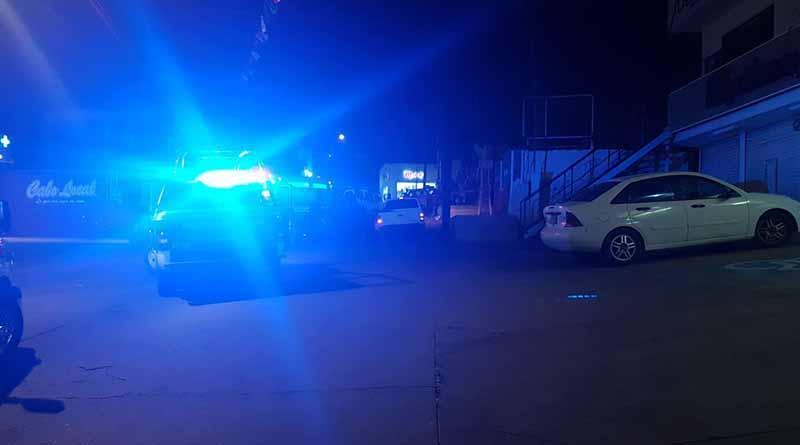 Acribillan automóvil  y muere conductor en el Centro de SJC
