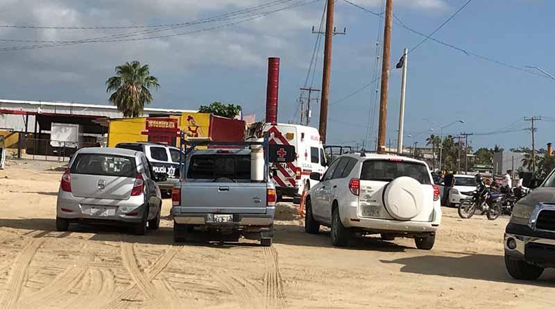Caen 3 muertos por balacera  en el Vado de Santa Rosa