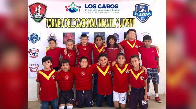 Liga de futbol de CSL beneficia a más de 2 mil niños, fomentando así el deporte de una manera organizada