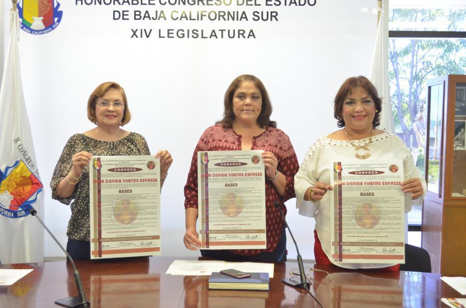 """Lanzan la convocatoria para la entrega de la Medalla """"María Dionisia Villarino Espinoza"""" 2017"""