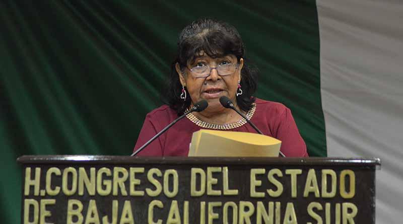 Presenta Dip. Araceli Niño López dictamen a favor de personas con Discapacidad