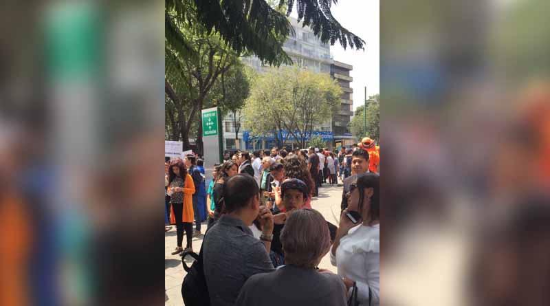 Reportan temblor de 7.1 con epicentro en Morelos