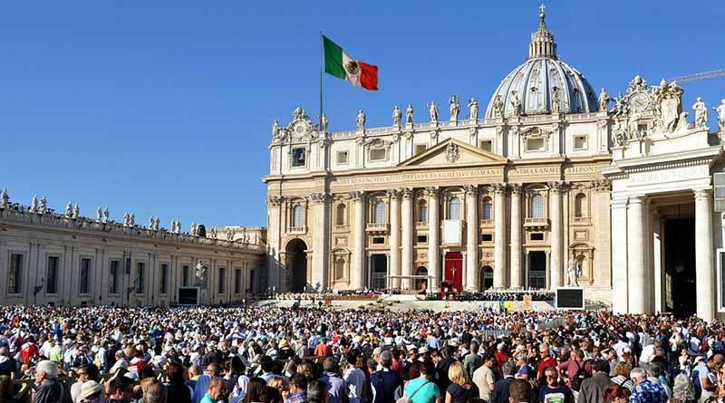 """""""Somos todos mexicanos"""" aseguran en el Vaticano"""