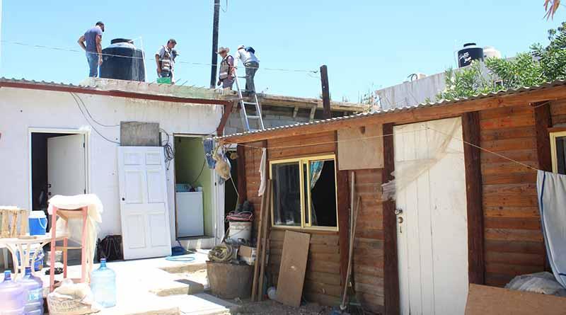 En Los Cabos avanzan acciones para mejoras en vivienda