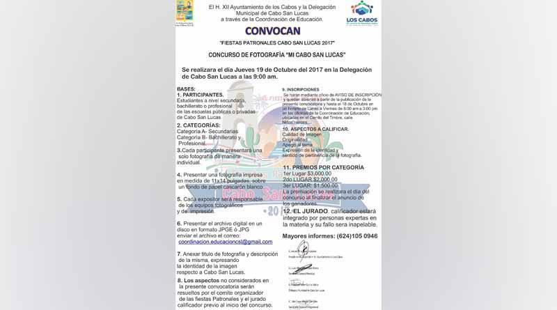 Convoca delegación de CSL a muestra y concurso de gatronomía choyera