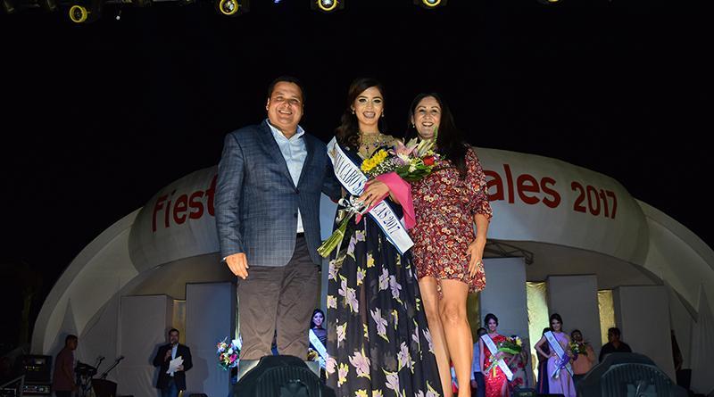 Noelia Burgoín será coronada  reina de las fiestas patronales Cabo San Lucas 2017