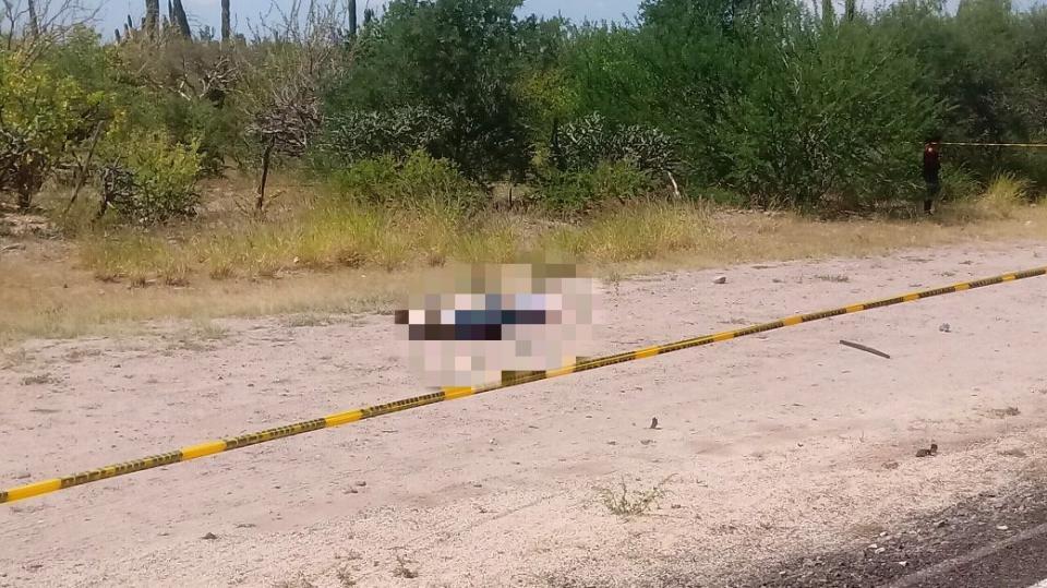 Encuentran hombre muerto con tiro en la cabeza en carretera a San Juan de la Costa