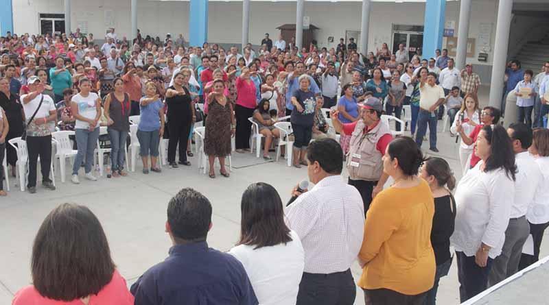 Alcalde de La Paz toma protesta a los Consejos de Colaboración Municipal