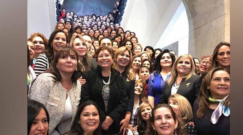El empoderamiento de las mujeres no solo debe ser en el  ámbito político sino también en el  econòmico: Dip. Eda Palacios Marquez