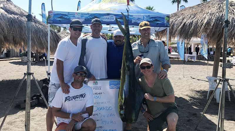 El impulso a la pesca deportiva tarea permanente de la Sepada y Fonmar: GAC