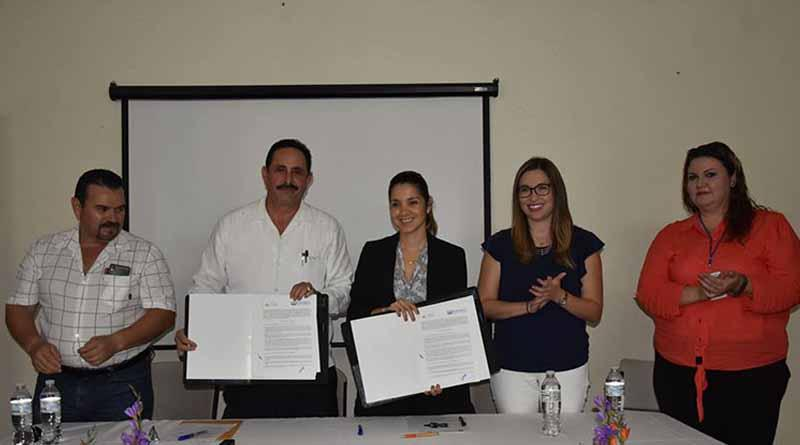 Firma ICATEBCS convenio con asociación de hoteles de Los Cabos