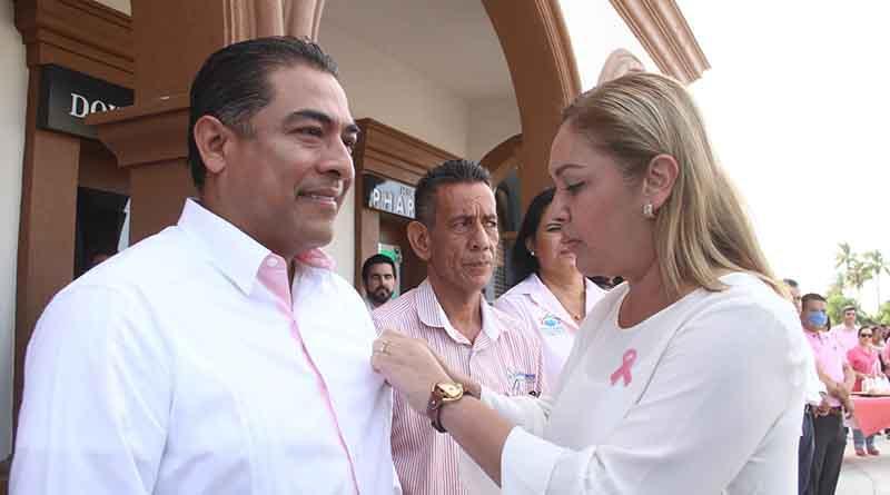 Inicia Dif Los Cabos actividades alusivas al mes del cáncer de mama