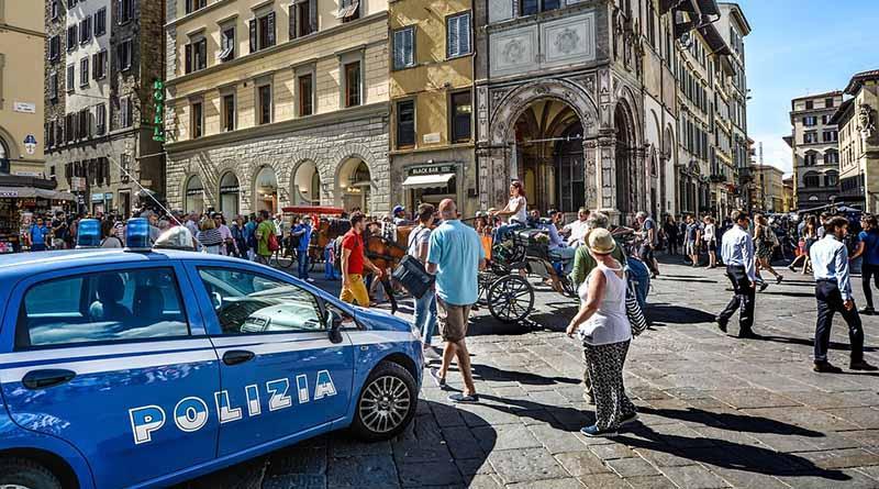 Arrestan a 37 personas en Italia y Alemania en operaciòn contra la mafia