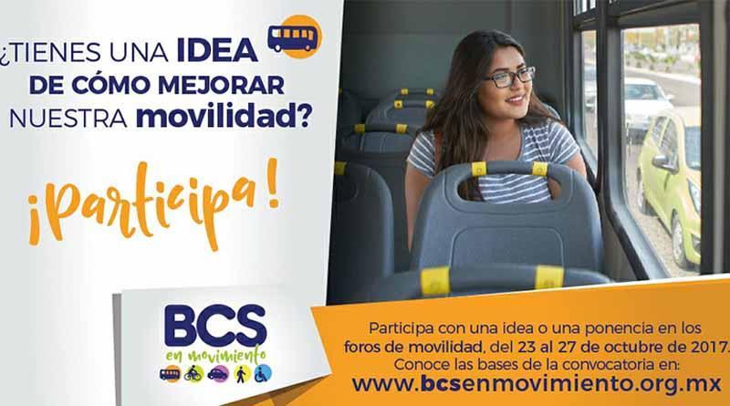 Sigue abierta convocatoria para participar en los foros de consulta para ley de movilidad