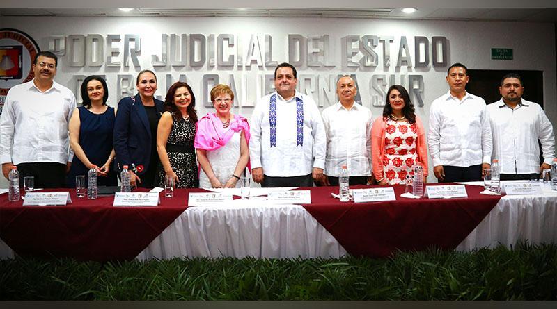 Poder judicial del estado se integra al pacto para introducir la perspectiva de género en los órganos jurisdiccionales