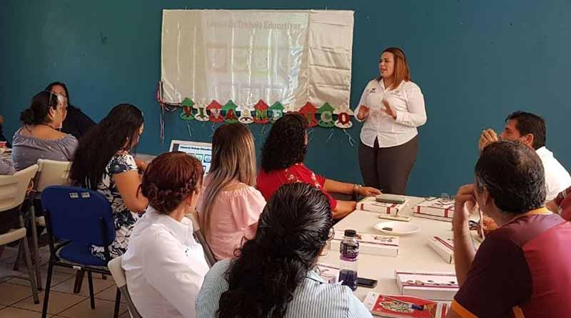 Mediante capacitación docente SEP promueve una educación más creativa y menos repetitiva