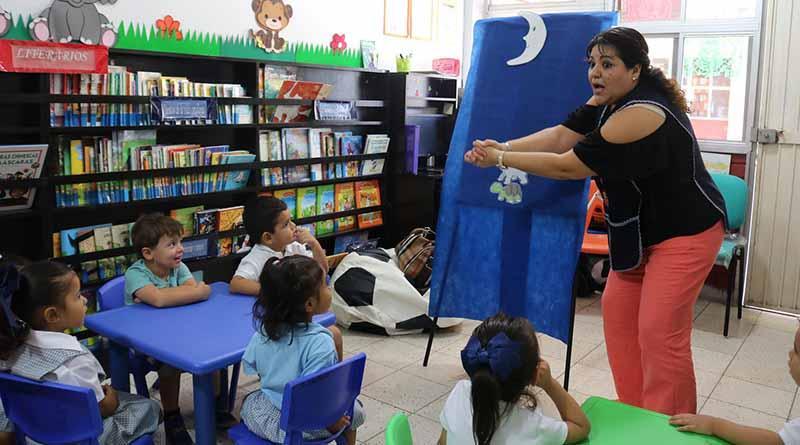 Promueve CENDI No. 2  en BCS el hábito de la lectura en sus alumnos