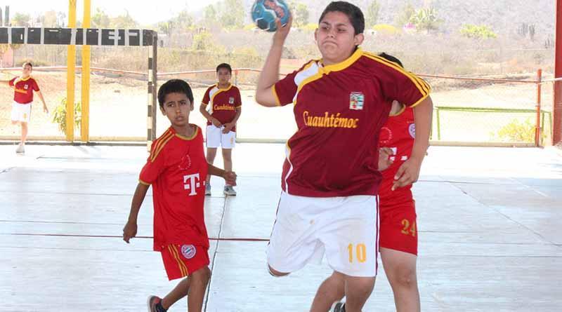 Promueven juegos deportivos escolares una educación integral: SEP