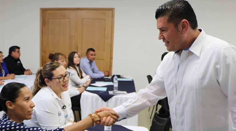 Trabaja el estado en la consolidación del SJP en BCS: Álvaro De La Peña
