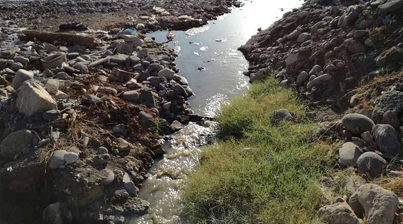 Interpone Profepa denuncia penal por descarga de aguas negras al mar en Santa Rosalía