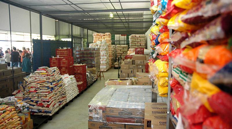 Bancos de alimentos, vínculo entre carencia alimentaria y abundancia