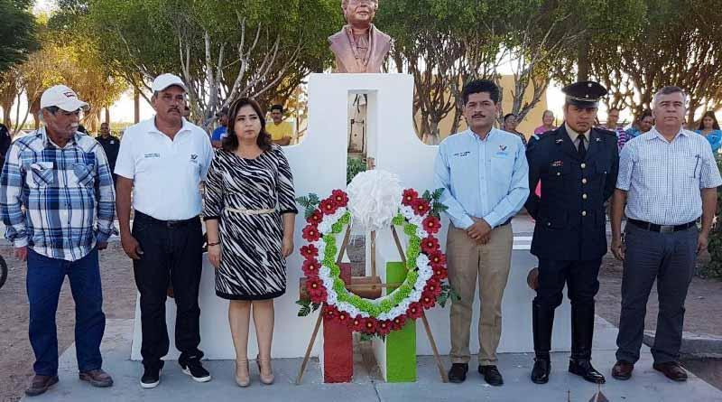 Conmemoran 252 Aniversario del Natalicio de José María y Pavón