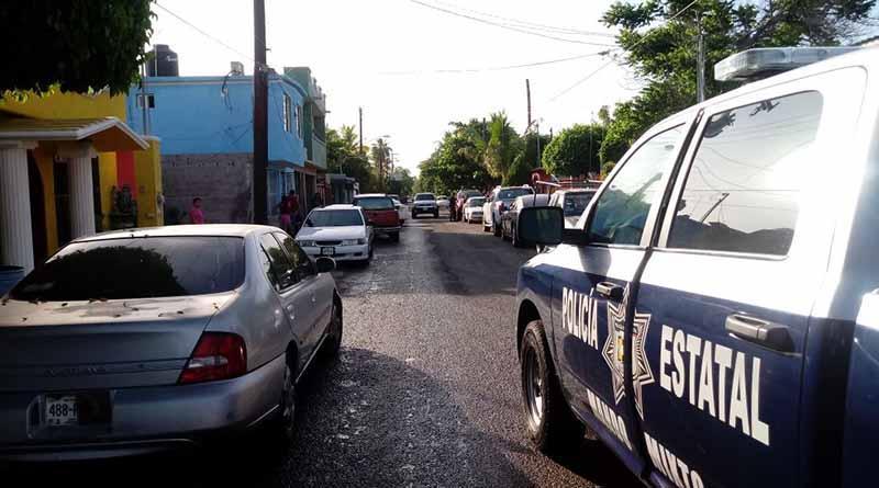 Reportan balazos en Indeco; se habrían llevaron a la fuerza a un hombre herido