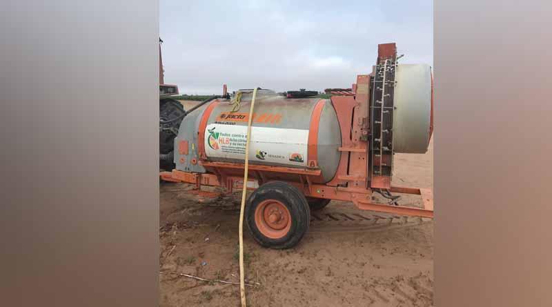 Llaman a productores citricolas a cumplir con calendarios de fumigación contra el HLB