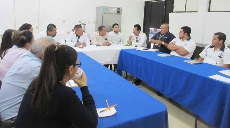 Director de Bienestar Social Encabeza Reunión de COMUVE