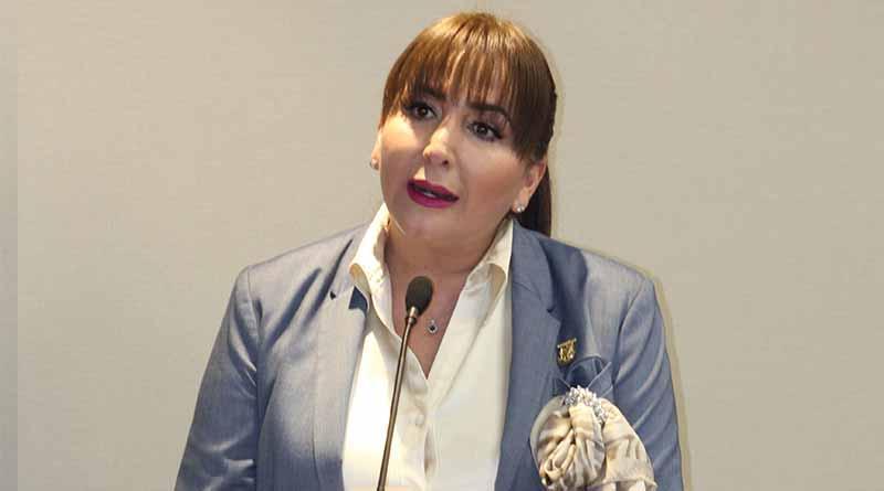 Discurso pronunciado por la Dip. Eda María palacios Márquez en el 43 aniversario de la Conversión de BCS de territorio a estado libre y soberano
