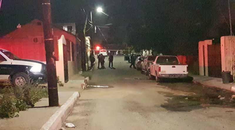 Matan a una mujer a balazos en la colonia Chamizal