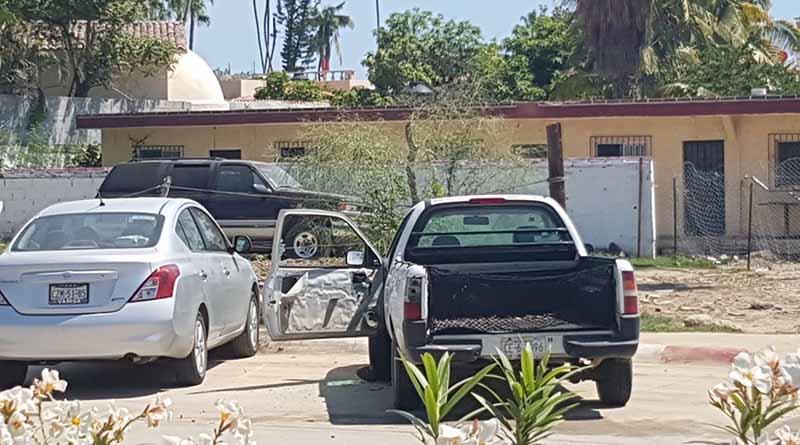 Atacan a balazos  y matan a un hombre en avenida Centenario de SJC
